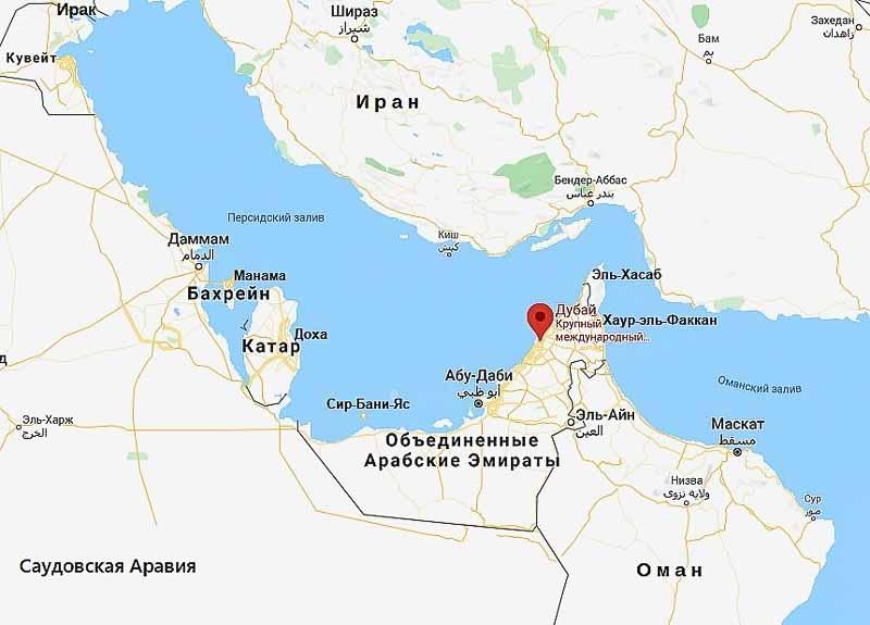 Куда впадает персидский залив дубай проектирование и дизайн зданий в оаэ