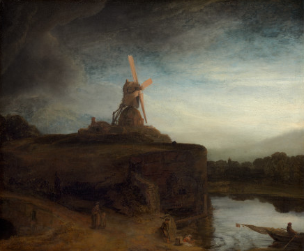 The Mill Rembrandt