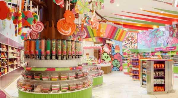 продуктовый магазин в дубай молл